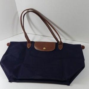 Longchamp large le pliage tote bag